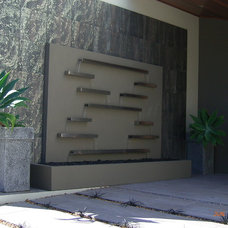 Outdoor Fountains And Ponds by H2O Designs