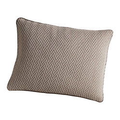 Veneto Decorative Pillow, Driftwood