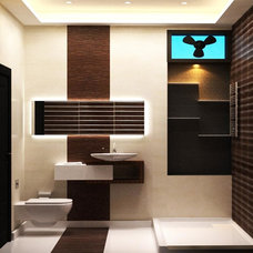 Asian Tile by Kitchen World - The Interior Experts
