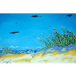 Along the Shoreline Series Original Oil Painting on Canvas #451 - Along the Shoreline Series
