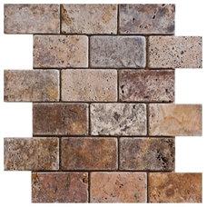 Contemporary Floor Tiles by Mosaictiledirect