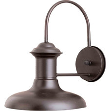 Industrial Outdoor Lighting by Littman Bros Lighting