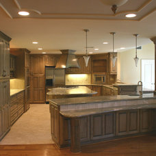 Contemporary Kitchen Countertops by Max Marble & Granite, Inc.
