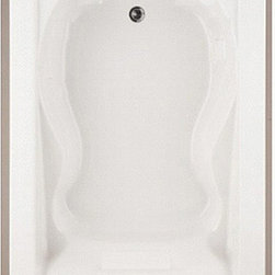 """American Standard - American Standard 2772.002.020 Cadet 5 x 42 Bathtub Only,  White - American Standard 2772.002.020 Cadet 5' X 42"""" Bathtub Only,  White. This bathtub features an acrylic construction with fiberglass reinforcement, a form-fitted backrest, molded-in armrests with elbow supports, dual accessory deck area, and a pre-leveled tub bottom. It measures 60"""" by 42"""" by 19-3/4""""."""
