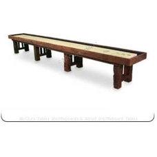 Dakota Reclaimed Barn Wood Shuffleboard | McClure Shuffleboard