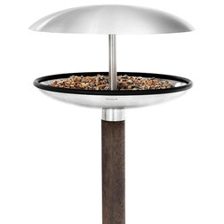 Contemporary Bird Feeders by PureModern