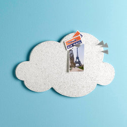 Cloud Cork Board - This bulletin board offers a sweet touch of whimsy. You could even have one for each member of the family.