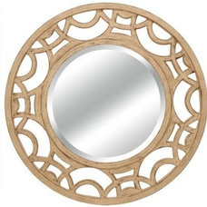 Contemporary Wall Mirrors by BuilderDepot, Inc.