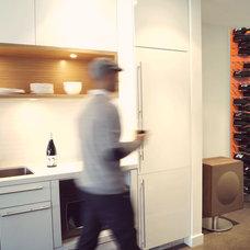 Modern Wine Racks by STACT Wine Displays Inc.