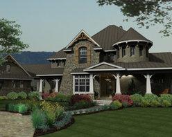 House Plan 120-173 -