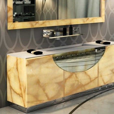Modern Bathroom Vanities And Sink Consoles by Nella Vetrina