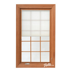 Pella® Designer Series® casement windows - Features