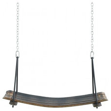 traditional outdoor swingsets by UncommonGoods