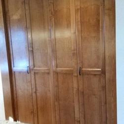 Cabinet work by Escoffier -