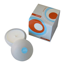 Emma at Home - Grapefruit Candle - Anything citrus-scented is a universally refreshing fragrance. Just imagine how fresh this grapefruit candle smells — and then appreciate that animals were not used in testing the fragrance. It's the perfect little ethically minded gift.