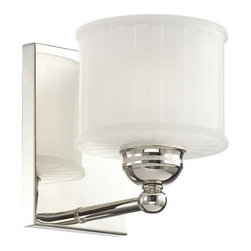 "Minka Lavery - Minka Lavery 6731-1 1 Light 7"" Height Bathroom Sconce from the 1730 Series Colle - Single Light 7"" Height Bathroom Sconce from the 1730 Series CollectionFeatures:"