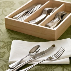Caterer's 36-Piece Flatware Set - You just can't go wrong with this 36-piece caterer's set. It's perfect for a crowd.