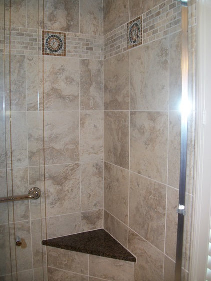 Traditional Tile by Cabinet-S-Top