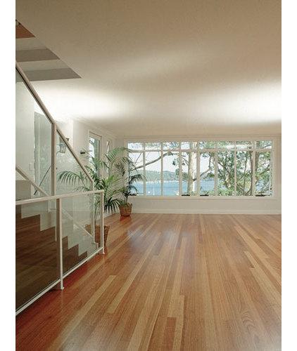 Contemporary Hardwood Flooring by Australian Hardwood Co.