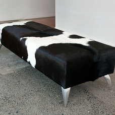 Contemporary Ottomans And Cubes by Gorgeous Creatures