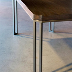 Davidson Dining Table (29in. X 72in.) by Charleston Forge - Dimensions: (width x depth x height)