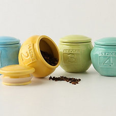 Contemporary Kitchen Canisters And Jars by Anthropologie