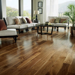 traditional wood flooring by Ashawa Bay Hardwood Floors