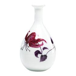 Cyan Design - Cyan Design Large Lily Vase X-21920 - Large Lily Vase