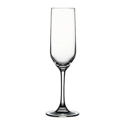 Hospitality Glass - Cuvee 6.75 oz Champagne Flute 24 Ct - Cuvee 6.75 oz Champagne Flute