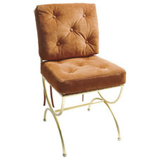 Eclectic Dining Chairs by Baker Furniture