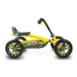 """BERG - Buzzy - Be among the first parents to give their toddler something """"COOLER"""" than a tricycle.  This BERG Buzzy is perfect for toddlers excited to explore and have fun.  It is designed for kids from 2 - 5 years old."""