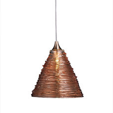 Contemporary Pendant Lighting by Ohr Lighting