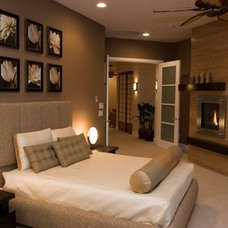Bedroom by DIVA INTERIOR CONCEPTS