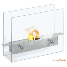 Contemporary Fireplaces by Madison Seating