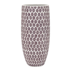 iMax Corporation - Essentials Irresistible Vase - Find home furnishings, decor, and accessories from Posh Urban Furnishings. Beautiful, stylish furniture and decor that will brighten your home instantly. Shop modern, traditional, vintage, and world designs.