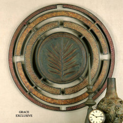 "13385 Crop Circle by Uttermost - Get 10% discount on your first order. Coupon code: ""houzz"". Order today."