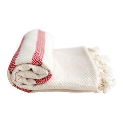 Gallant & Jones - Beach Towel, Bamboo and Cotton in Sun - Beach Towel/Sarong