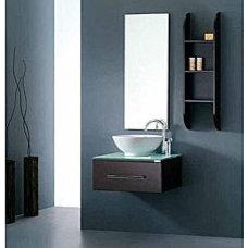 Valerie 24-inch Single Sink Bathroom Vanity Set | Overstock.com