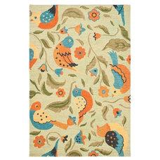 Oiseau Rug - Safavieh Rugs on Joss and Main