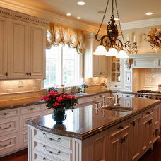 Traditional Kitchen Countertops by SP Group Inc,