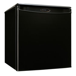 "Danby - Compact All Refrigerator - Dimensions: 17 11/16"" W x 20 1/16"" D x 20 1/16"" H"