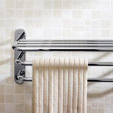 Modern Towel Bars And Hooks by Hudson Reed