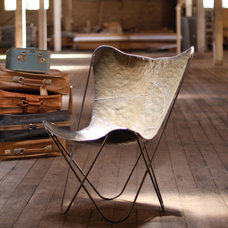 Eclectic Chairs by Iron Accents