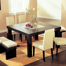 Contemporary Dining Tables by Homewoods Creation