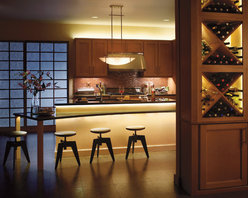 Cabinet Lighting - Kichler Design Pro LED - Night