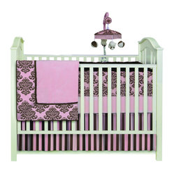 Brooke Baby Crib Bedding Set by Bananafish