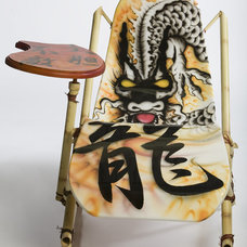 Eclectic Chairs by NashFX  Studios