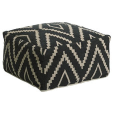 Modern Floor Pillows And Poufs by West Elm