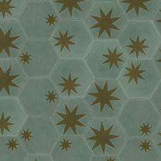 Eclectic Tile by Popham Design