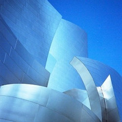 """Disney Hall 2"" Artwork"